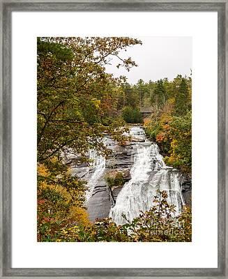 2759 High Falls Framed Print by Stephen Parker