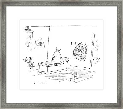 New Yorker September 11th, 2006 Framed Print