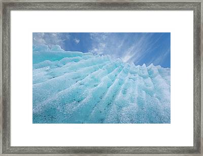 Usa, Alaska, Glacier Bay National Park Framed Print by Jaynes Gallery
