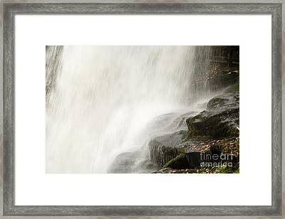 2833 Dry Falls Framed Print