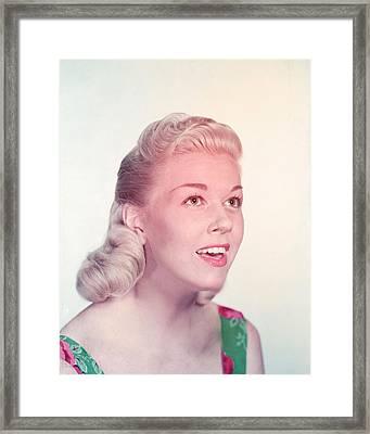 Doris Day Framed Print