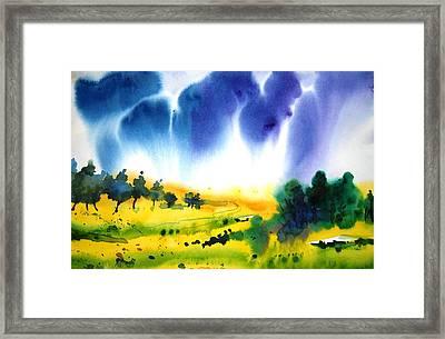 Sold Framed Print by Sanjay Punekar
