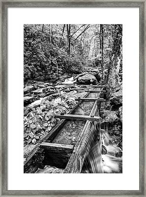 Usa, Tennessee, Great Smoky Mountains Framed Print