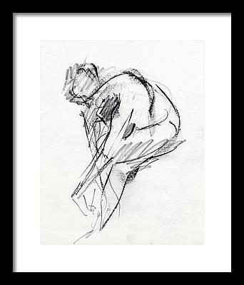 Figure Framed Prints