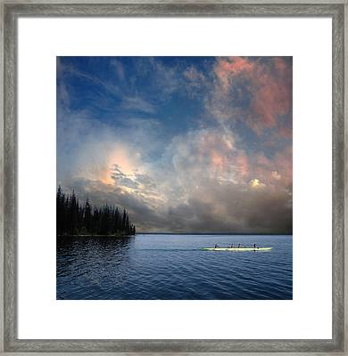 2975 Framed Print by Peter Holme III
