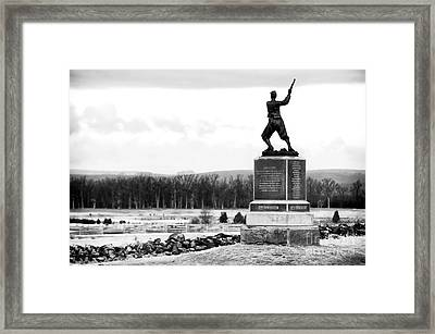 2nd Brigade Framed Print by John Rizzuto