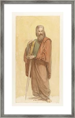 Charles Fairfax Framed Print