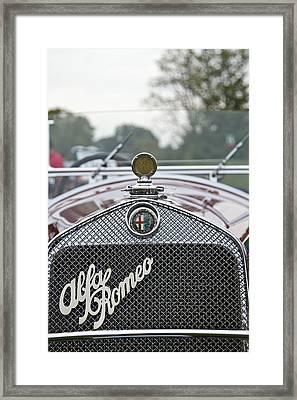 1931 Alfa Romeo Framed Print