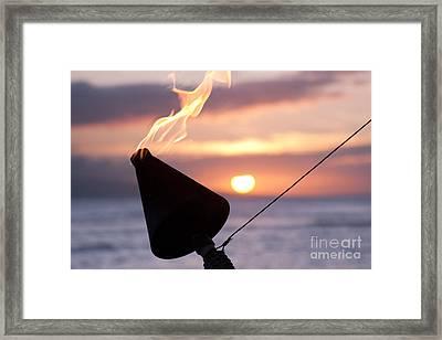 A Sense Sublime Framed Print by Sharon Mau