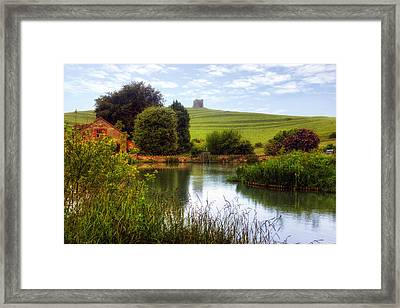 Abbotsbury Framed Print