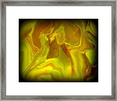 Abstract 26 Framed Print