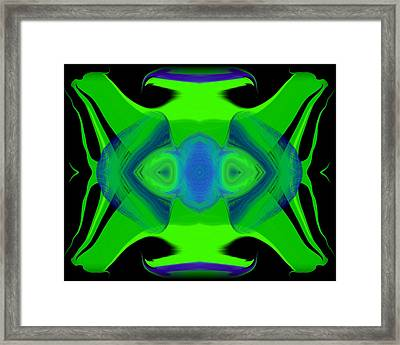 Abstract 46 Framed Print
