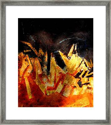 Abstract-6 Framed Print