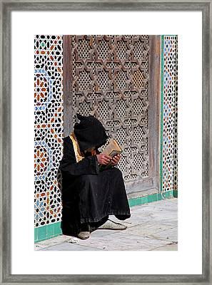 Africa, Morocco, Fes Framed Print
