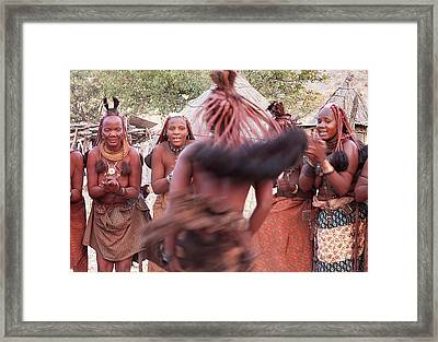 Africa, Namibia, Opuwo Framed Print by Jaynes Gallery