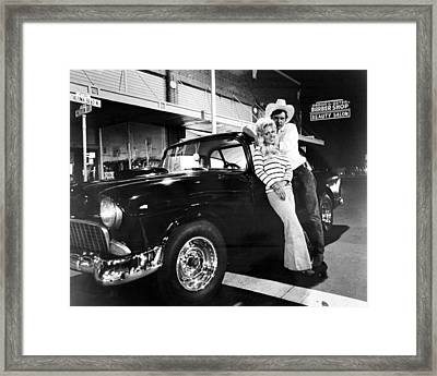 American Graffiti  Framed Print by Silver Screen