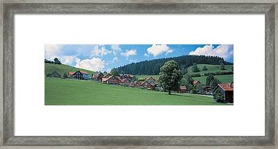 Appenzell Switzerland Framed Print