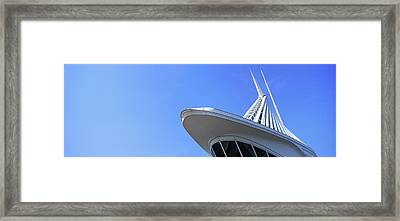 Art Museum, Milwaukee Art Museum Framed Print