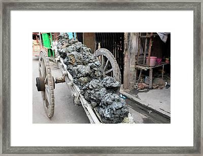 Asia, India, Calcutta Framed Print