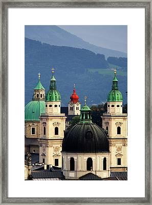 Austria, Salzburg Framed Print by Jaynes Gallery