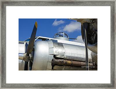 B-17 Flying Fortress Framed Print