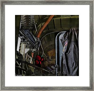 Framed Print featuring the photograph Back In Time by Richard Bean