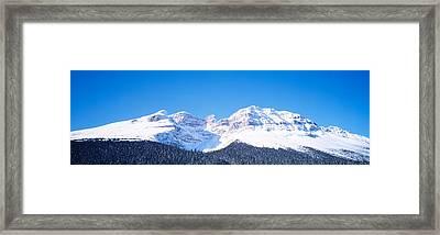 Banff National Park Alberta Canada Framed Print