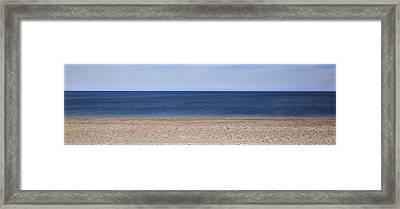 3 Bars Framed Print