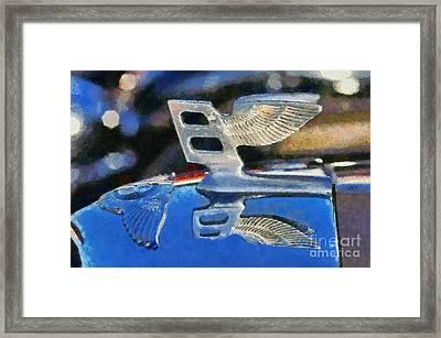 1956 Bentley S1 Framed Print