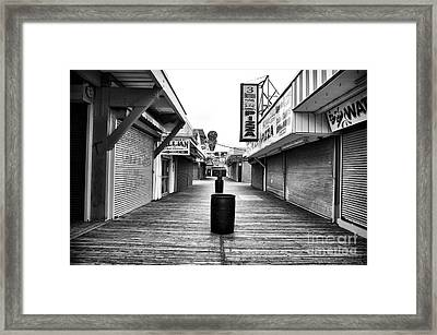 3 Brothers Framed Print by John Rizzuto