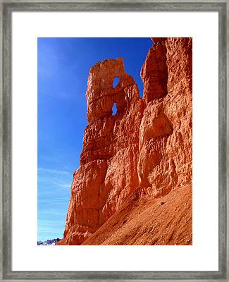 Bryce Canyon National Park Framed Print by Rona Black