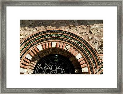 Bulgaria, Nessebur (aka Nessebar Or Framed Print by Cindy Miller Hopkins