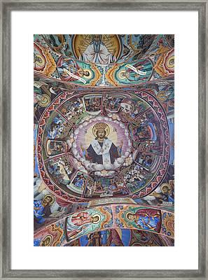 Bulgaria, Southern Mountains, Rila Framed Print