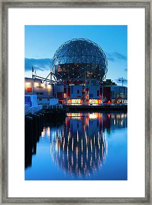 Canada, British Columbia, Vancouver Framed Print by Walter Bibikow