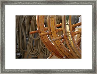 Canada, British Columbia, Victoria Framed Print by Kevin Oke