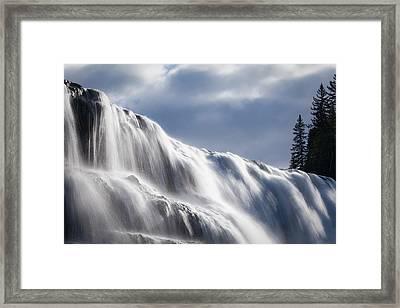 Canada, British Columbia, Wells Gray Framed Print