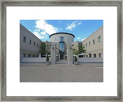 Carnegie Mellon University Framed Print