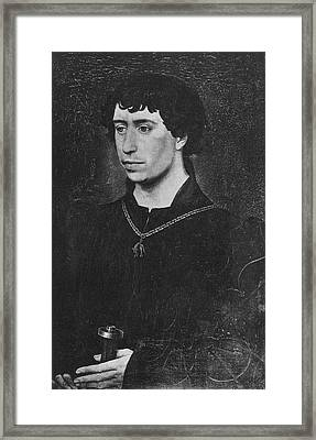 Charles The Bold (1433-1477) Framed Print by Granger