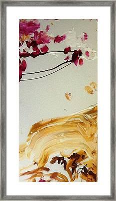 Cherry Blossoms I Framed Print