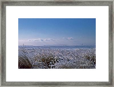 Chesapeake Bay Bridge Framed Print