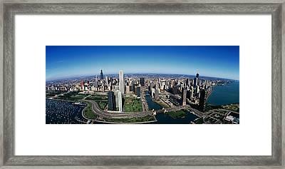 Chicago Il Framed Print