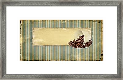 Coffee Time Framed Print by Heike Hultsch
