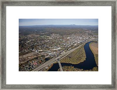 Concord, New Hampshire Nh Framed Print