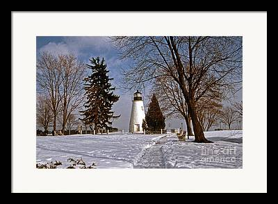 Concord Point Framed Prints