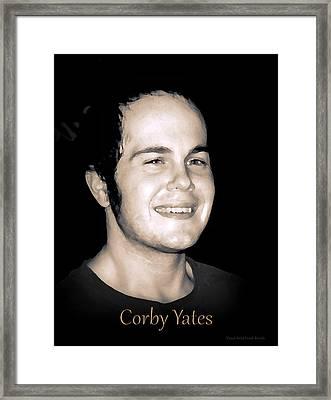 Corby Yates Framed Print