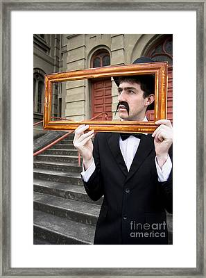 Creative Vision Framed Print by Jorgo Photography - Wall Art Gallery