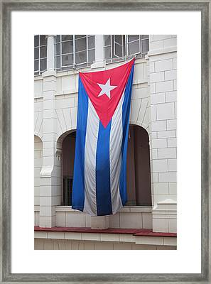 Cuba, Havana, Havana Vieja, Museo De La Framed Print