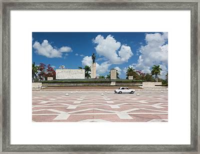 Cuba, Santa Clara Province, Santa Framed Print