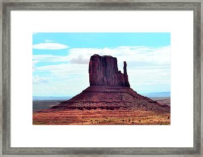 Death Valley Framed Print by Ernesto Cinquepalmi