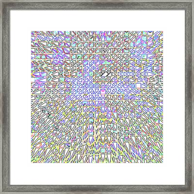 Design 3 Framed Print by Bruce Iorio